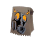 Haunted Pyro Mask