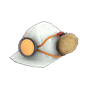 Quality 6 Aperture Labs Hard Hat (420)