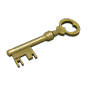 Quality 6 Mann Co. Supply Crate Key (5049)