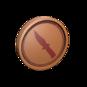 Quality 6 Class Token - Spy (5010)