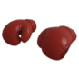 """Tiny Heavy's Dangeresque Boxing Gloves"""
