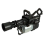 Gore-Spattered Minigun