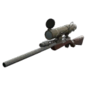 Gore-Spattered Sniper Rifle